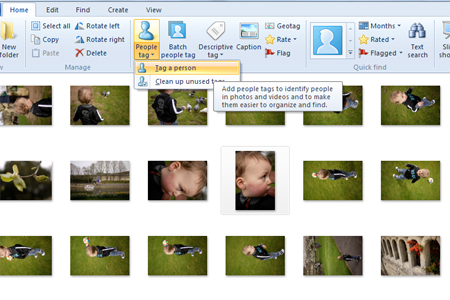 How To Use Windows Live Photo Gallery ...