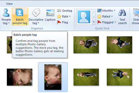 Windows live photo gallery batch people tag