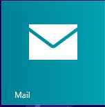 Windows 8 mail tile