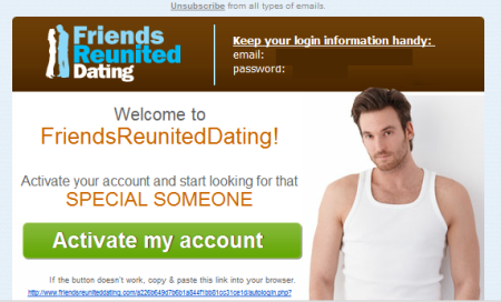 friends reunited dating delete account