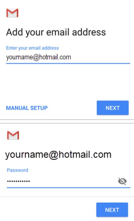How To Install Email On Your Android Smartphone Digital Unite