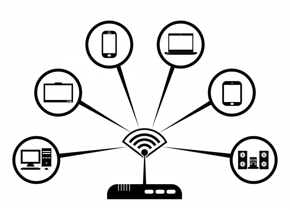Wifi connection diagram