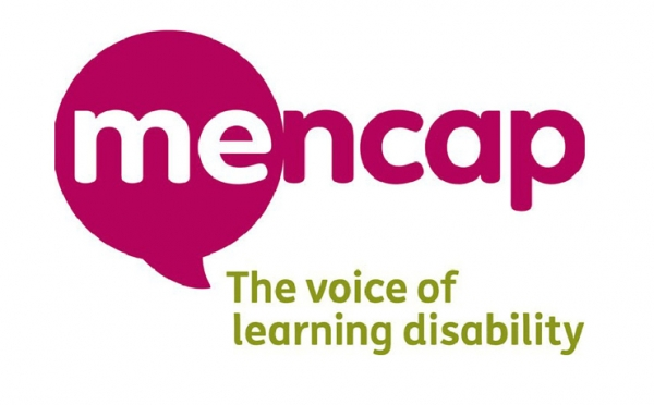 Mencap logo, Digital Unite's new digital inclusion partner